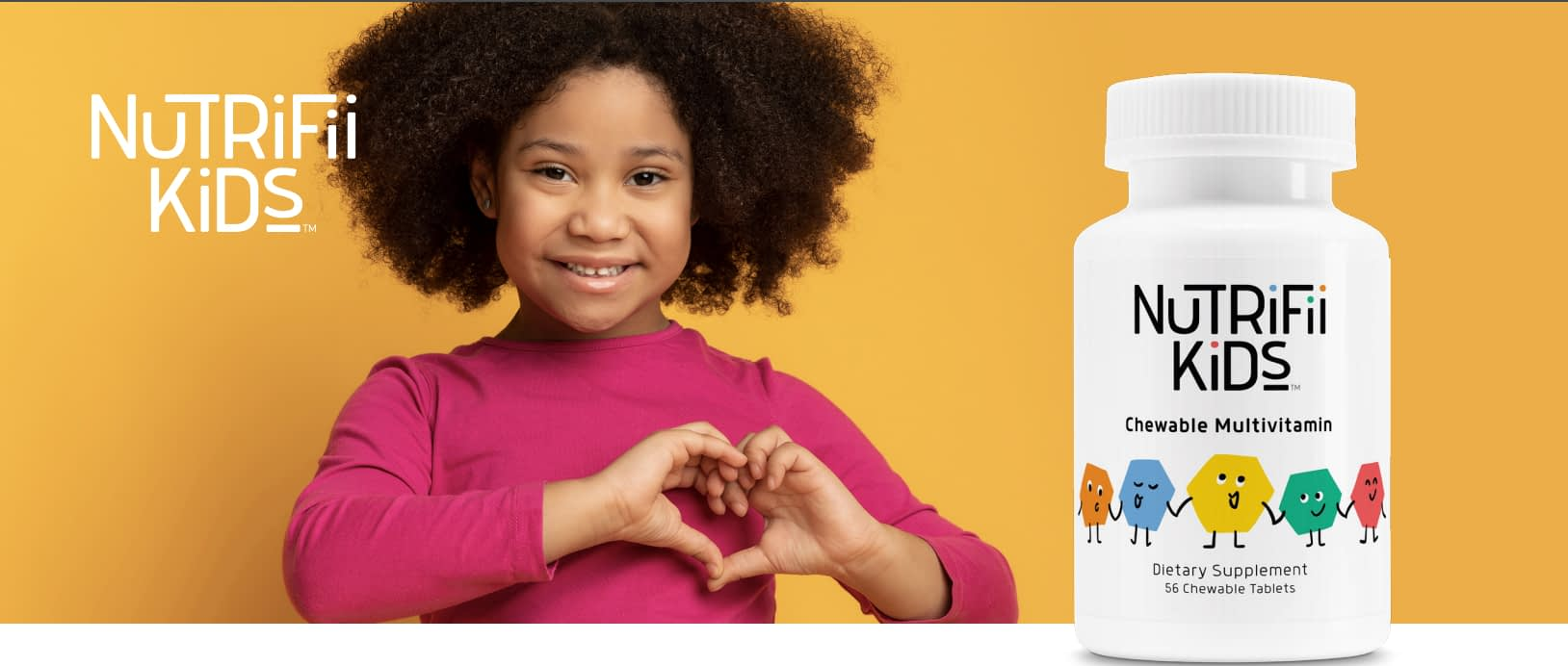 Nutrifii Kids Front picture