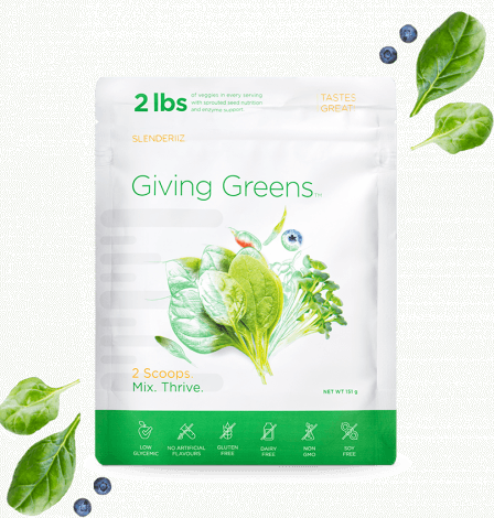 Giving Greens picture