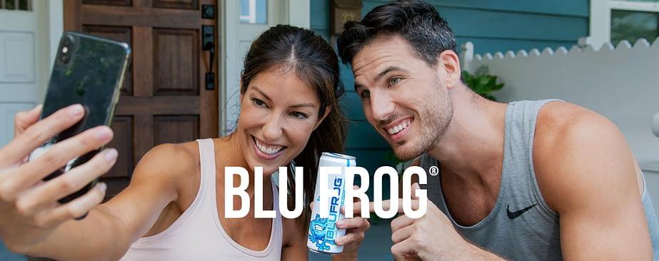 Image avant du Limu Blu Frog