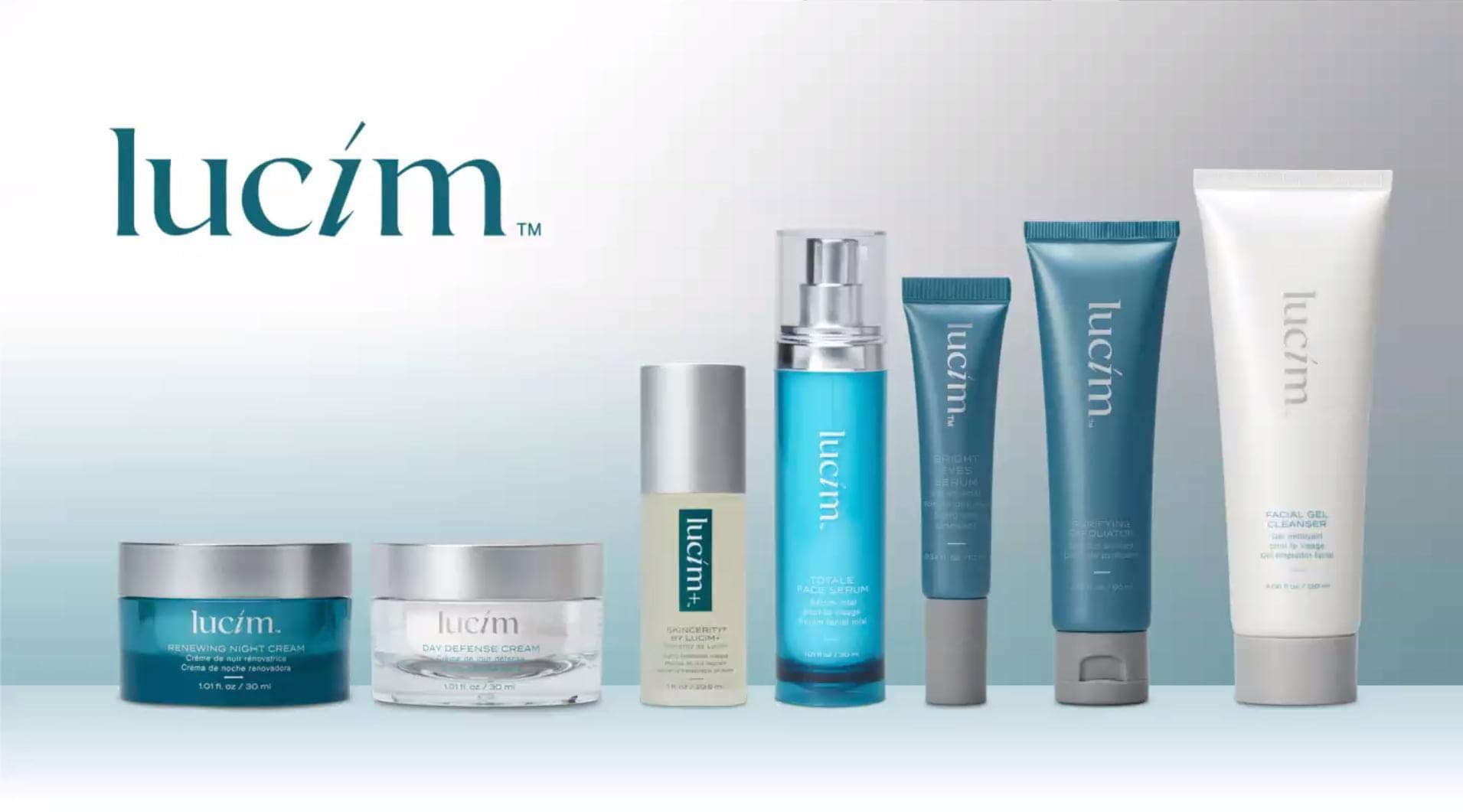 Lucim Product Line