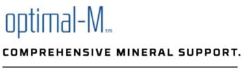 Optimal M Logo
