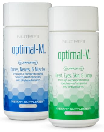 Nutrifii Optimal M&V