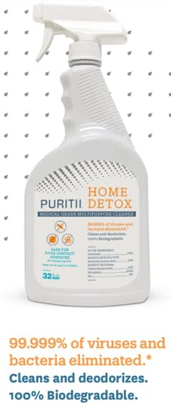 Puritii Home Detox Bottle Picture